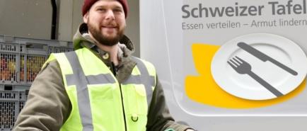SCHWEIZER TAFEL / Region beider Basel